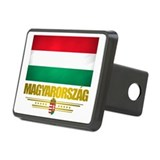 Hungarian flag Hitch Covers
