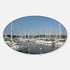 Havenharbor Sticker (Oval)