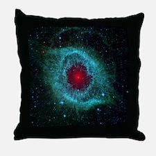 The Eye of God Throw Pillow