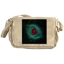 The Eye of God Messenger Bag