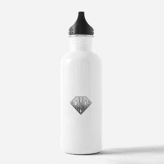 Superdad Water Bottle