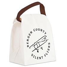 bcsf_logo_3 Canvas Lunch Bag
