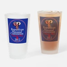 Republican Convention Drinking Glass
