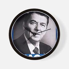 ART Reagan Wall Clock