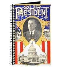 ART Our President Woodrow Wilson Journal