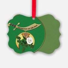 DONile License plate copy Ornament