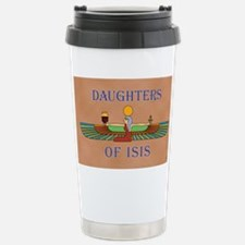 DO Isis License plate copy Travel Mug