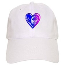 Love Music Baseball Baseball Cap