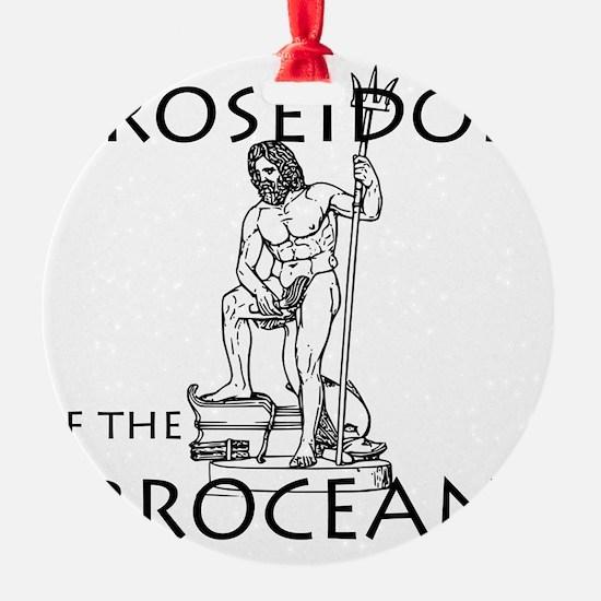 Broseidon of the Brocean Ornament
