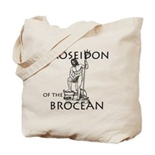 Broseidon of the Brocean Tote Bag