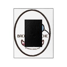 BaconMustache1 Picture Frame