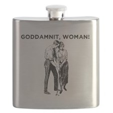 Women and Golf Flask