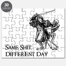 Same Shit, Different Day Puzzle