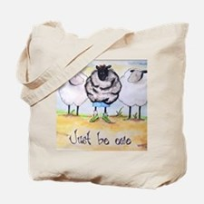 be ewe kr Tote Bag