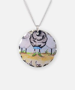 be ewe kr Necklace