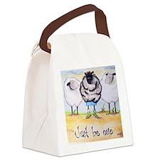 be ewe kr Canvas Lunch Bag