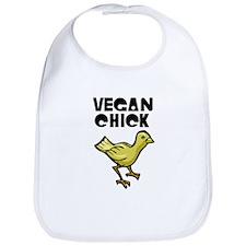 Vegan Chick Bib
