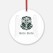 Celtic Pride Round Ornament