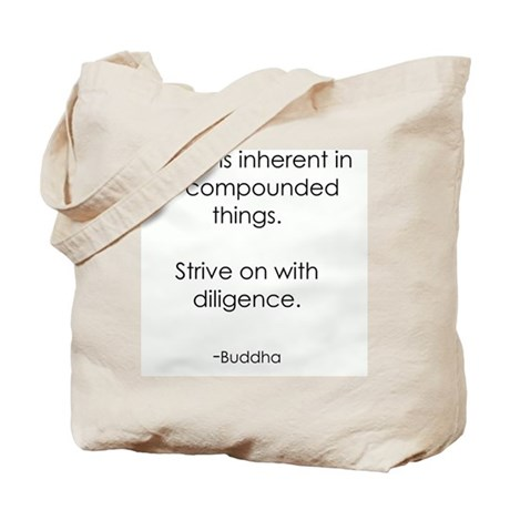 Chaos is Inherant Tote Bag