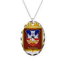Belgrade Gold Necklace