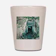 Award Winning Empty Tomb 2 Shot Glass
