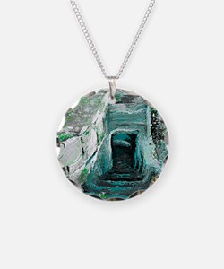 Award Winning Empty Tomb 2 Necklace