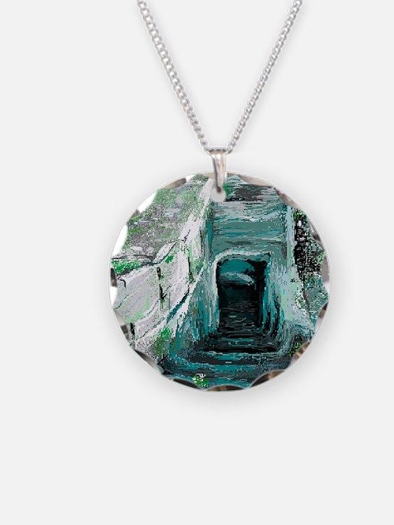 Award Winning Empty Tomb 2 Necklace