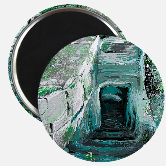 Award Winning Empty Tomb 2 Magnet