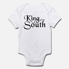 King of the South Infant Bodysuit