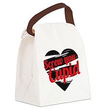 screwyou Canvas Lunch Bag