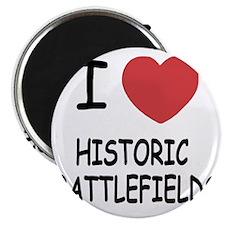 HISTORIC_BATTLEFIELDS Magnet