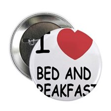 """BED_AND_BREAKFAST 2.25"""" Button"""