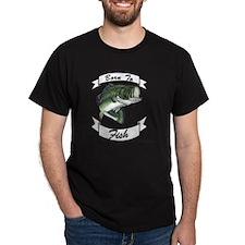 born to fish bass T-Shirt