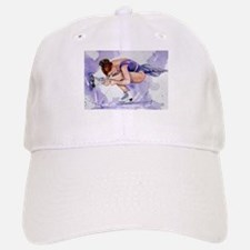Purple Haze Figure Skater Baseball Baseball Cap