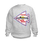 USS BATON ROUGE Kids Sweatshirt