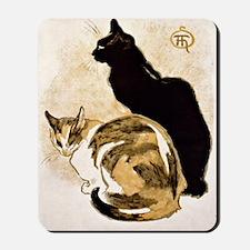 Steinlen Cats Mousepad