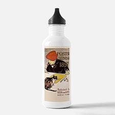 Edward Penfield poster Water Bottle