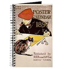 Edward Penfield poster 1897 Journal