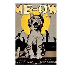 Cats Meow 1920 Postcards (Package of 8)