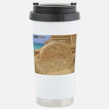 covernodate Stainless Steel Travel Mug