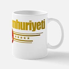 Turkey (Flag 10) pocket Small Small Mug