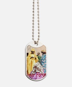 nf women Dog Tags