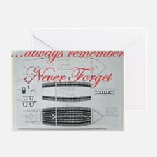 nf slave ship Greeting Card