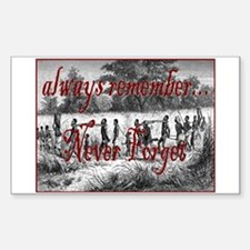 nf line of slaves Decal