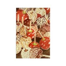 Jitterbug_candyapples Rectangle Magnet
