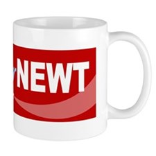Toot For Newt 3 Mug
