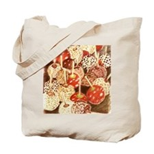 candyapples8.5x11_hires Tote Bag