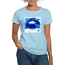 CWC_PamelaSeal_WhtTshirt_10x T-Shirt