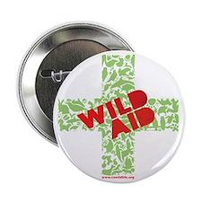 """CWC_WildAid_BlkTshirt_10x10 2.25"""" Button"""