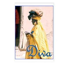 OB Diva1 Postcards (Package of 8)